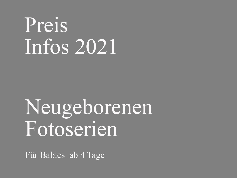 Preisangebote Neugeborenenfotos
