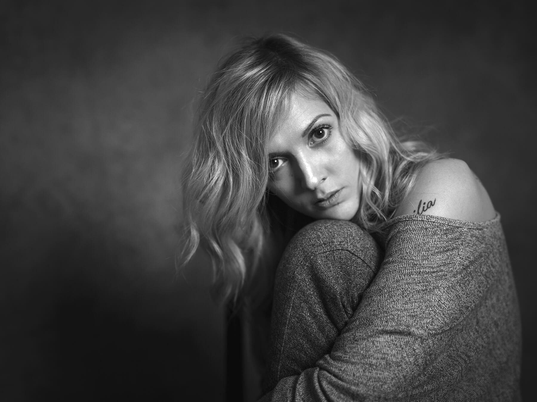 Ganz Frau sein, Beutyportrait
