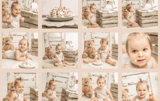 Mein erster Geburtstag