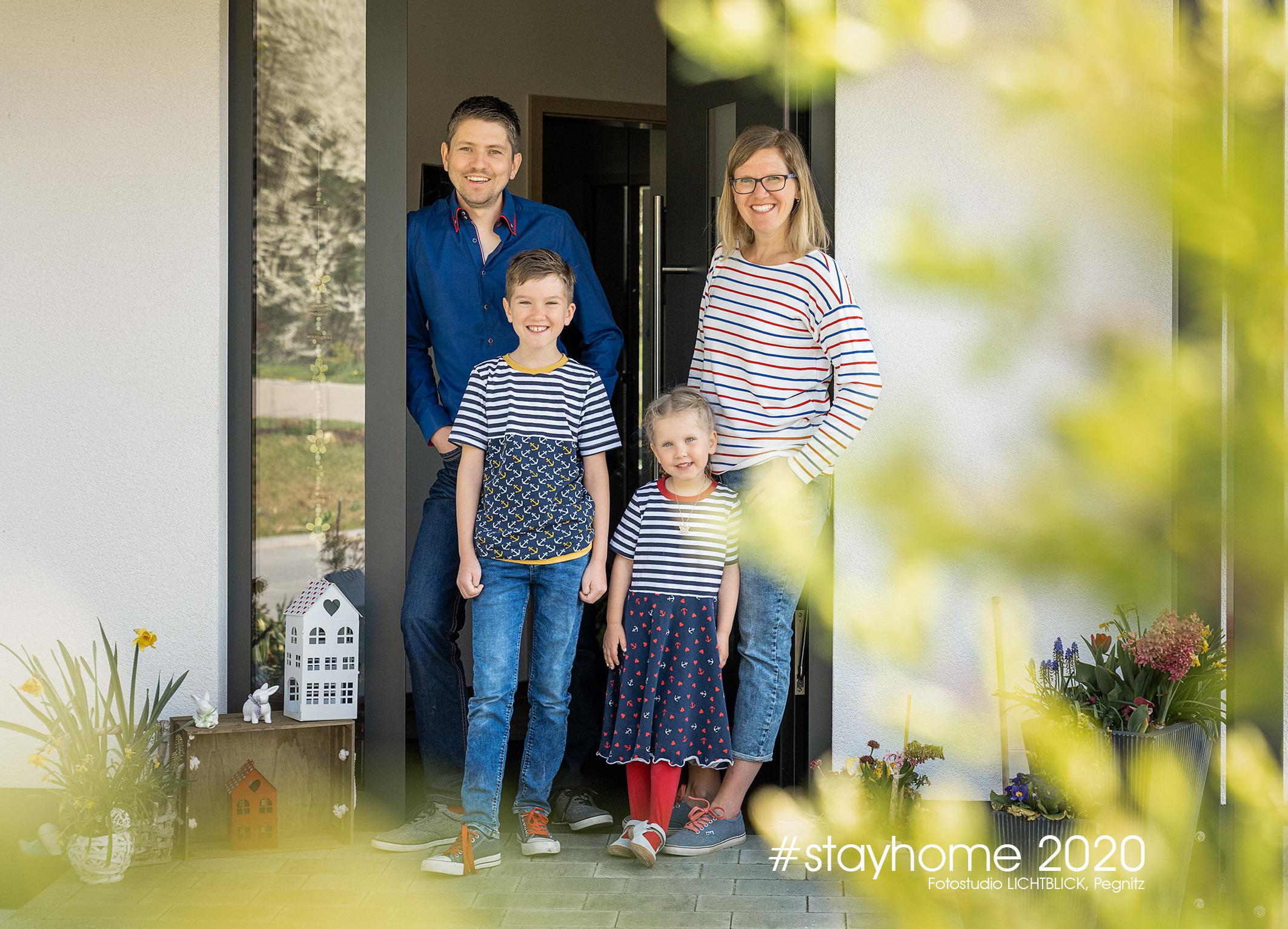#stayhome Ein Fotoprojekt für Alle