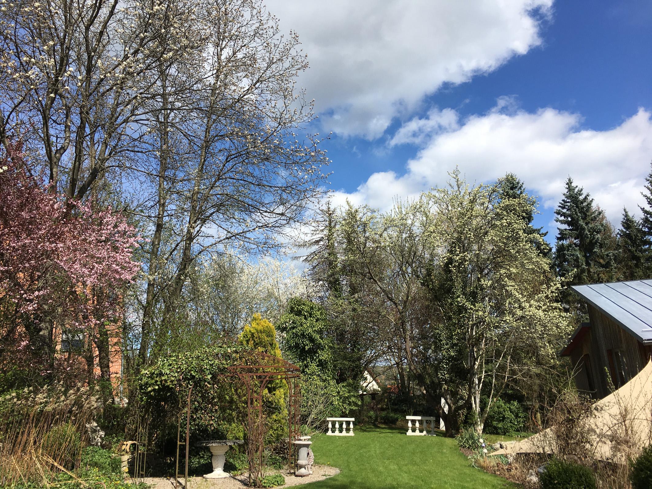 Ein Einblick in unser Gartenatelier
