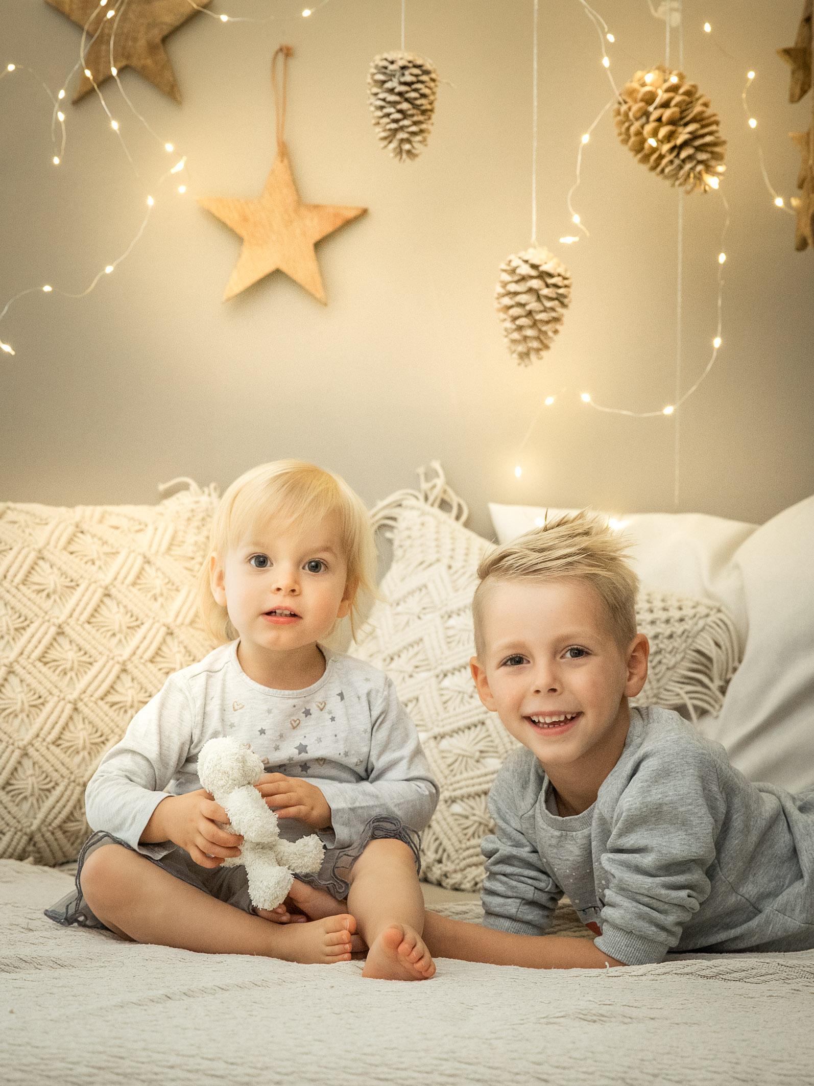 Schenken kann so einfach sein, Weihnachtsmotiv 2020 Fotostudio LICHT/BLICK in Pegnitz
