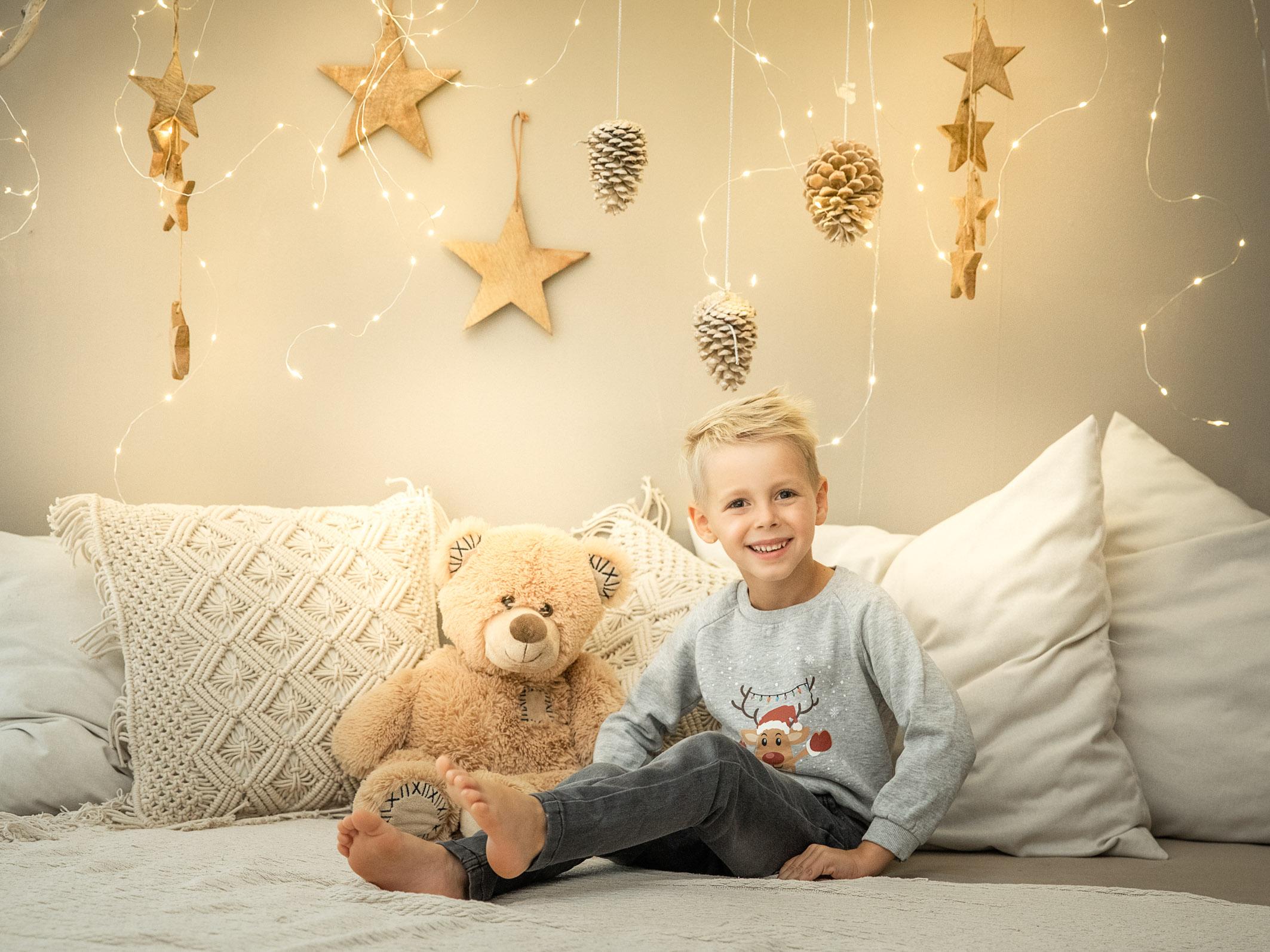 Oma ist die Beste Weihnachtsmotiv 2020 Fotostudio LICHT/BLICK in Pegnitz
