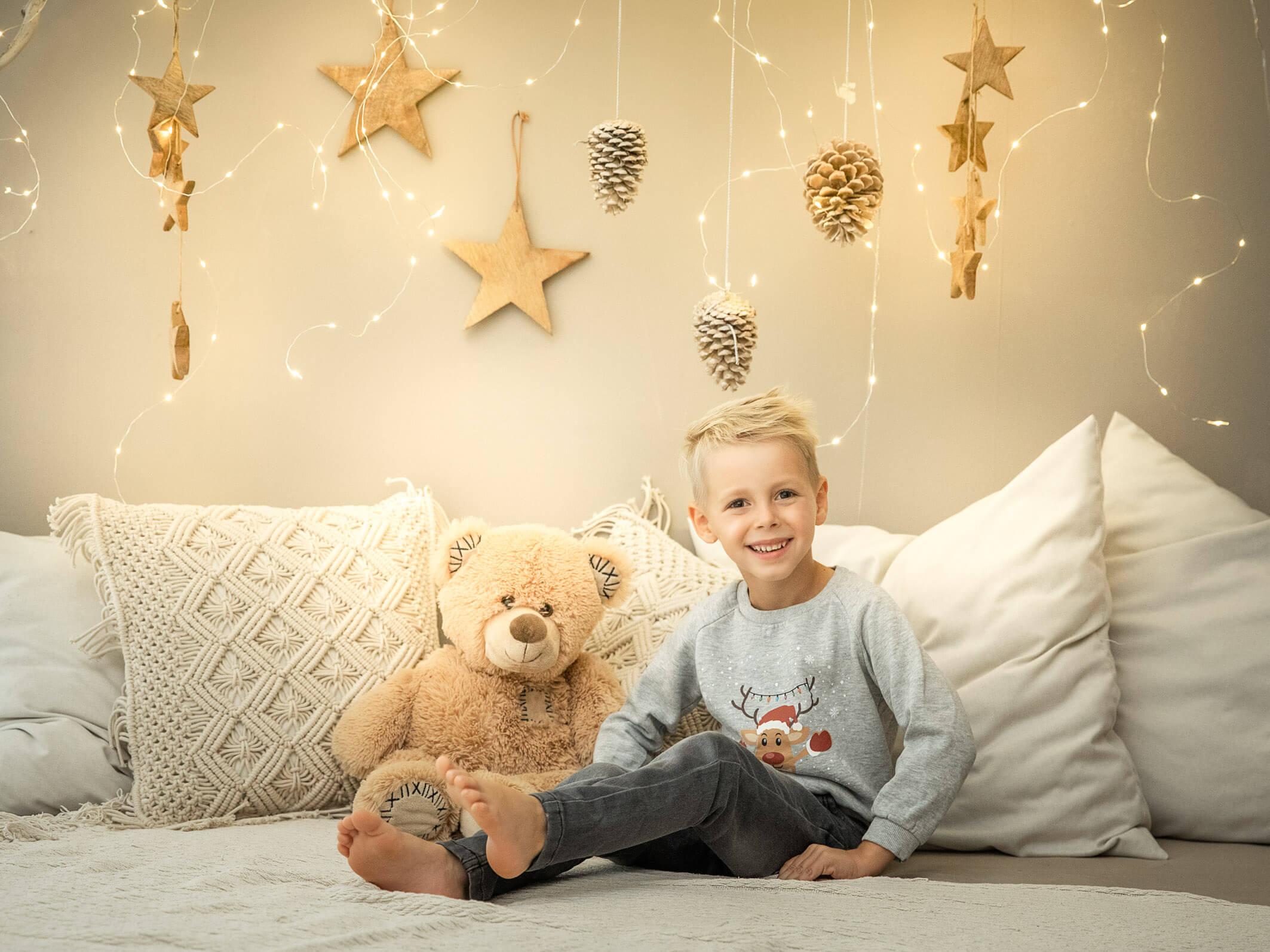 Specialangebot Weihnachtszauber Fotostudio