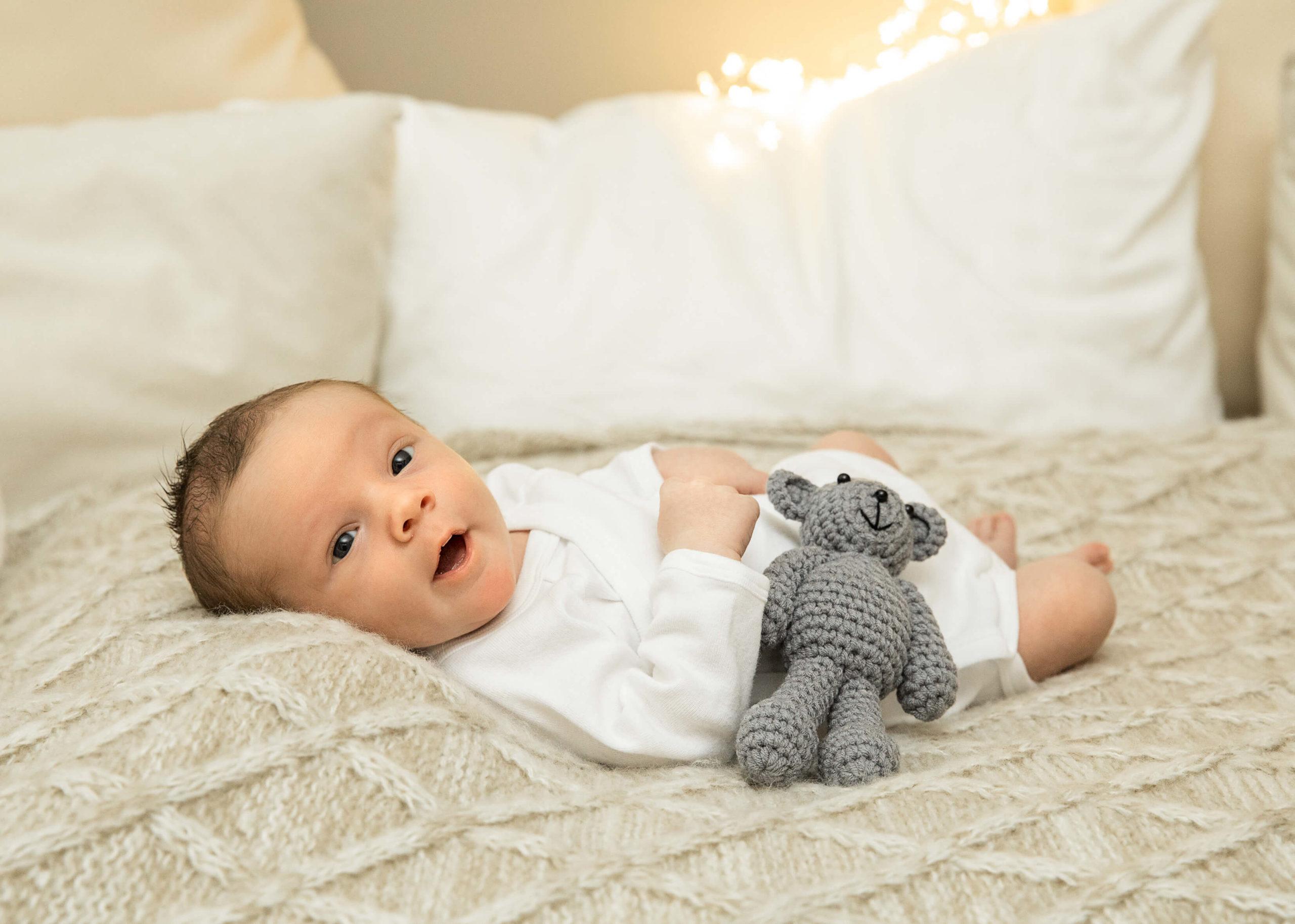 Neugeborenenfotografie in Pegnitz