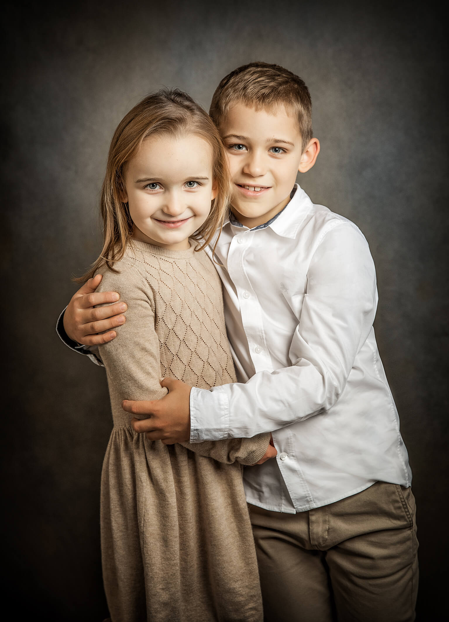 Fotostudio Lichtblick in Pegnitz Geschwisterliebe