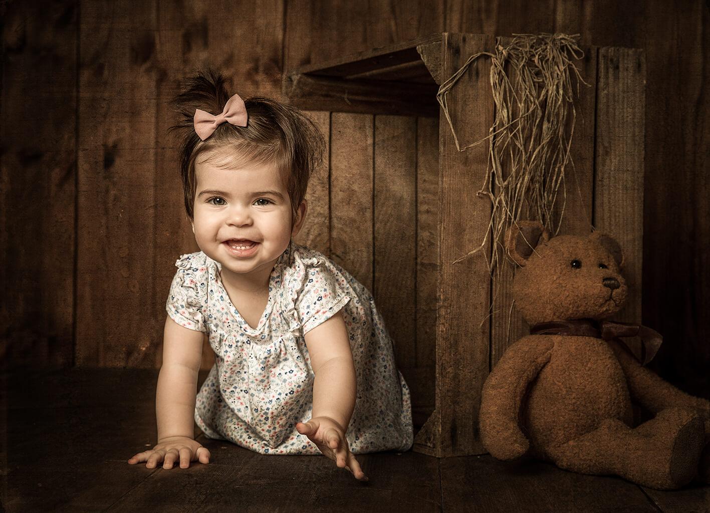Babyfoto im fotostudio Lichtblick Pegnitz